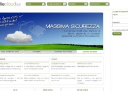 Realizzazione sito web FileCloud360