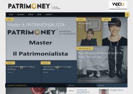 sito internet editoriale patrimoney