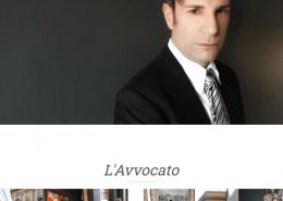 Realizzazione sito Studio Legale Castiglioni