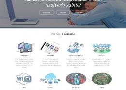 sito ecommerce assistenza sistemistica