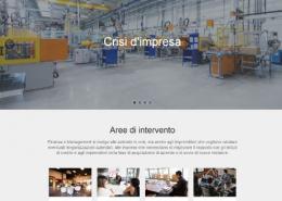 Realizzazione Sito web Finanza e Management