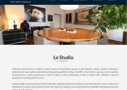 Sito web Studio Legale Fares e associati