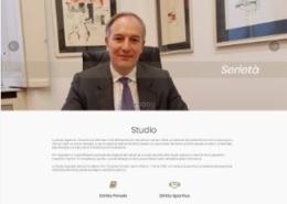 Realizzazione sito studio legale D&A