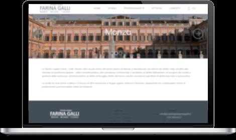 sito web responsive libero professionista