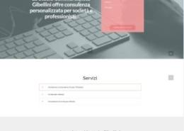 Realizzazione Studio Commercialista Gibellini