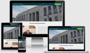 Sito web Studio Legale Mambella Responsive