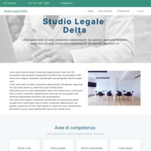 layout studio legale avvocati