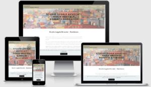 sito web responsive Avvocati Brucale Randazzo