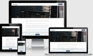 Sito responsive studio legale LexLaw