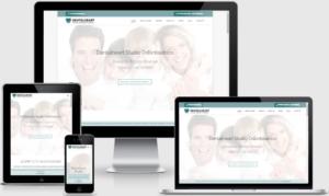 Manutenzione e restyling sito studio dentistico DentalHeart Milano Monza Brianza