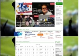 Realizzazione sito web SporteVai