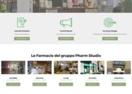 Sito web Pharmstudio farmacia