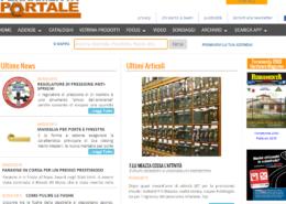 realizzazione sito web ferramenta portale